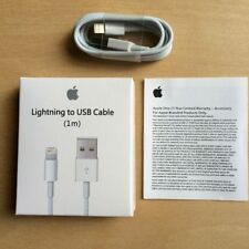 Genuine Original APPLE Lightning USB Charger Data Cable For iPhone 5 5c 5S 6G 6S