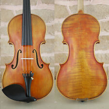 "Guarneri Del Gesu 1742 ""Lord Wilton"" Violin European Spruce Aubert bridge #526"