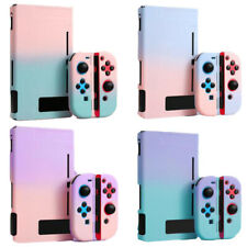 Gradient Coloful Protective Hard Shell Case Cover For NS Nintendo Switch Joy-Con