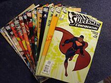 New ListingSuperman Confidential 1-14 (Complete) Dc Comics 2007 Vf