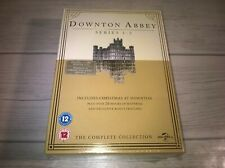 Downton Abbey The Complete Collection Series 1-3 11 Disc Set Genuine R2 DVD New