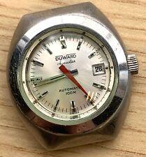 Duward Aquastar ETA 2551 WORKING Automatic 27mm Watch 100 Mt Swiss