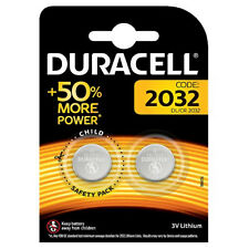 25 DL2032 DURACELL Lithium Münze Batterie 3v CR2032 2032