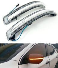 Dynamic Turn Signal For Nissan X-Trail T32 Rogue Qashqai J11 Murano Z52 Juke