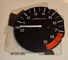 92-95 Civic OEM INSTRUMENT GAUGE CLUSTER TACHOMETER Tach swap 7k RPM redline EX