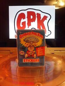 Garbage Pail Kids Series 2 Complete 84 Card Set GPK
