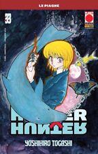 Hunter X Hunter N° 33 Reimpresión - Planet Manga - Italiano Nuevo #NSF3
