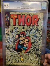 The Mighty Thor 154 CGC 9.6 Only 10 higher