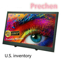 "11.6"" Portable Monitor 1920x1080 IPS Display HDMI for Raspberry Pi PS4 Xbox 360"