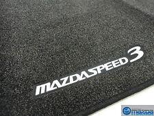 MAZDASPEED 3 2010-2013 5 DOOR HATCHBACK NEW OEM REAR CARPETED CARGO MAT