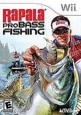 BRAND NEW SEALED WII -- Rapala Pro Bass Fishing (Nintendo Wii, 2010)