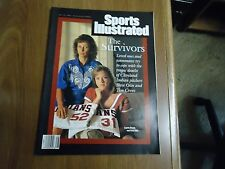 Sports Illustrated 1993 Laurie Crews/ Patti Olin Cover/ Wimbledon/Payne Stewart