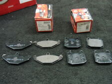 VAUXHALL VX220 LOTUS EXIGE EUROPA BRAKE PADS FRONT REAR  MINTEX BRAKE PADS