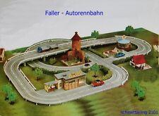 Faller ams Autorennbahn Autobahn Rennbahn