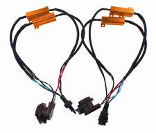 2Pcs 3157 3357 LED 50W Load Resistor Adapter Anti Hyper Flashing Error Canceller