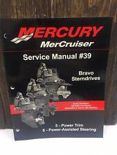 New listing 2006 Mercury Mercruiser #39 Bravo Sterndrives Service Manual-#90-865612050