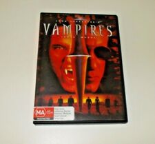 Vampires DVD Region 4 VGC John Carpenter James Woods