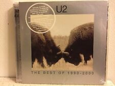 U2 THE BEST OF 1990-2000 + THE B SIDES + BONUS DVD BRAND NEW FACTORY SEALED ITEM
