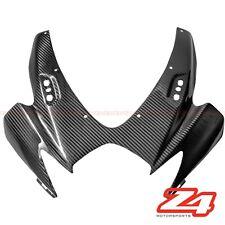 2006 2007 GSX-R 600 750 Upper Front Nose Headlight Cowling Fairing Carbon Fiber