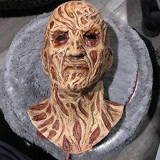 Addison Morarre Latex Freddy Krueger Mask Nightmare On Elm Street