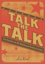 Talk the Talk: The Slang of 65 American Subcultures-ExLibrary