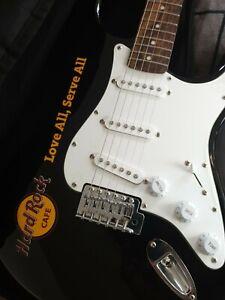 Fender stratocaster Limited Edition Hard Rock Cafe