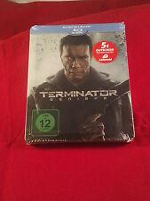 Terminator: Genisys 2D/3D Blu-Ray limited Steelbook,Region Free