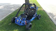 "110cc Go Kart with Fully Automatic Transmission w/Reverse, Big 16"" Wheels"