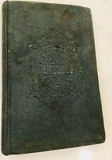 1860 Loss of the Australia, Narrative Voyage from Leith to Sydney & Loss by Fire