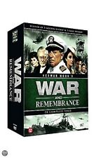 War And Remembrance - The Complete Series (Robert Mitchum)-  DVD - PAL Region 2