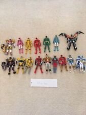 """New listing Lot of 16 Power Rangers Mystic Force 6"""" figures"""