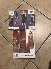 vogue patterns and DKNY clothing patterns