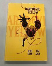 Daredevil Yellow HC Marvel Hardcover Jeph Loeb