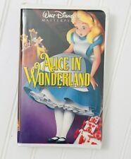 Alice in Wonderland (VHS, 1998)
