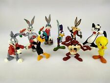 Looney Tunes Bugs Bunny - 9 x Figures! Bully from Germany. Excellent Used Cond.