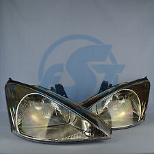 2x Scheinwerfer Ford Focus 1 Set rechts + links 1998-2001 MK1 Klarglas H4