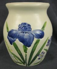 Blue Flowers on Beige Background Tarts Wax Melt Warmer from JKL