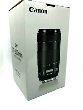 New Canon EF 70-300mm f/4.0 - 5.6 IS II USM Lens