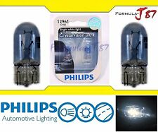 Philips Crystal Vision Ultra Light Bulb 12961 5W Marker Dome Map Step License OE