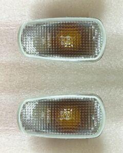 2x Side Fender Lamp Light Repeater Marker For Land Cruiser PRIUS RAV4 IS200