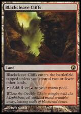 MTG Magic - (R) Scars of Mirrodin - Blackcleave Cliffs FOIL - SP