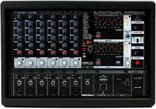 Behringer PMP560M 500-Watt 6-Channel Powered Mixer