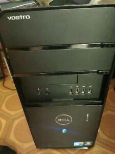 Ordinateur Tour PC Dell Core I5 Windows 10 4go 250go Hdmi