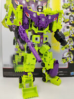 Transformers Devastator 6 In 1 Action Figure Engineering Truck Robot KO NO BOX 9