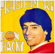 15465 - DON BACKY - FRASI D'AMORE