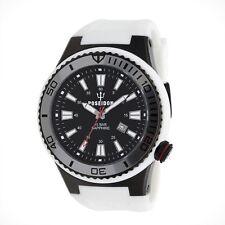 POSEIDON Armbanduhr XL, Analog, Quarz, Silikon, 15Bar, UP00602