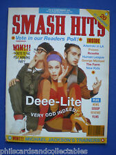 Smash Hits - 5th Sept 1990 - Deee-Lite, Roxette, Human League, The Farm, Poison