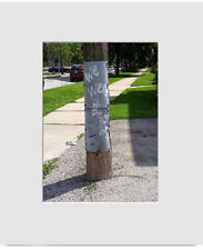 8x10 Matted Print, Graffiti Art Photo-Urban Wall Decor Ready to Frame