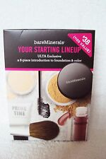 bareMinerals Escentuals YOUR STARTING LINEUP 6 Piece Kit Foundation LIGHT