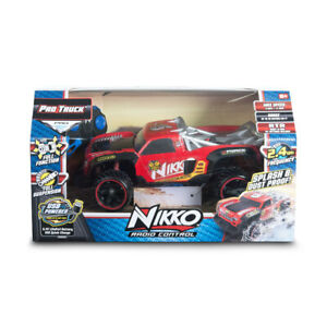 Nikko Radio Controlled Title Truck Pro Toy RC Racing Car Vehicle For Kids Xmas F